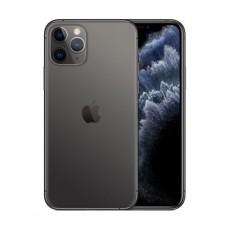 هاتف آيفون ١١ برو ماكس  بسعة ٢٥٦ جيجابايت - رمادي