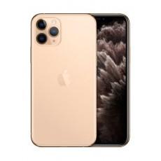 هاتف آيفون ١١ برو ماكس  بسعة ٢٥٦ جيجابايت - ذهبي