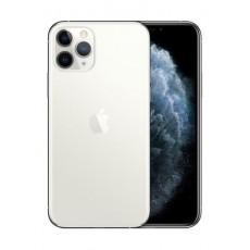هاتف آيفون ١١ برو ماكس  بسعة ٦٤ جيجابايت - فضي