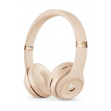 Beats Solo3 Wireless On-Ear Headphones - Satin Gold2