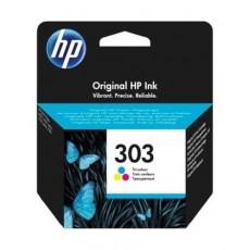 HP Tango X Tri-Color Ink Cartridge