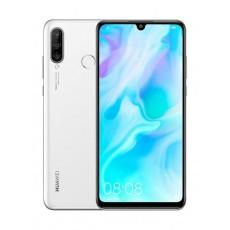 Huawei P30 Lite 128GB Phone - White 3