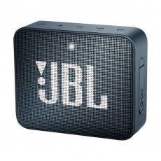 JBL GO 2 Portable Bluetooth Speaker - Navy 2