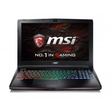 MSI Leopard Pro Core i7 16GB RAM 1TB HDD + 256GB SSD 6GB nVidia 15 inch Gaming Laptop - GP72MVR7RFX