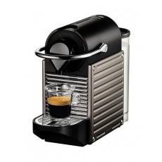 Nespresso Pixie Coffee Machine (C60-ME-TI-NE) - Titan
