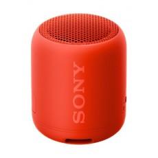 SONY SRS-XB12 Waterproof Bluetooth Speaker - Red 2