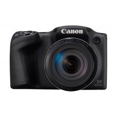 Canon Powershot SX430 20MP 45X 3-inch Digital Camera - Black