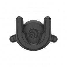 حامل فتحة تهوية السيارة للهواتف من بوب ماونت (802693)  - أسود