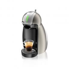 صانعة القهوة جينيو٢ من دولتشي جوستو نسكافيه – فضي (Combo2x68Gxa)