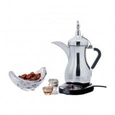 Deem Dalla Bint Al-Darwazah 600ml Arabic Coffee Maker in Kuwait | Buy Online – Xcite