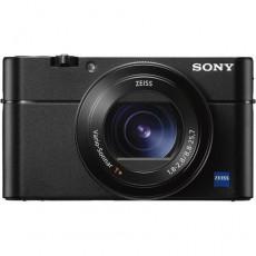 كاميرا سوني سايبر شوت (DSC-RX100 VA) - أسود