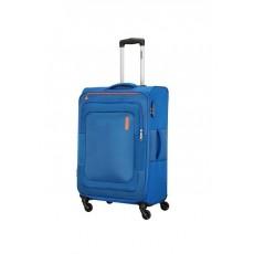 حقيبة دونكان ناعمة بعجلات من أميريكان توريستر - ٦٨ سم - أزرق (FL8X01902)