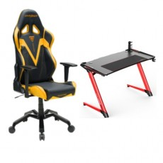 DXRacer Valkyrie Series Chair and E-Sports Gaming Desk in Kuwait | Buy Online – Xcite