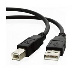 EQ 3M Printer Cable (OM10AB) - Black