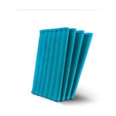 وسائد القماش للتنظيف لعصا مكنسة بور برو أكوا FC6400  من فيليبس – ٣ قطع  (FC8063 / 01)