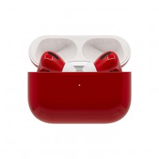 Switch Paint Apple Airpods Pro Wireless - Ferrari Glossy Red Price in Kuwait | Buy Online – Xcite