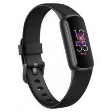 Fitbit activity tracker luxe black Screen buy from xcite Kuwait