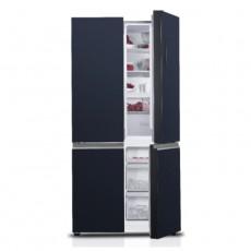 Four Door Refrigerator Blue Xcite Wansa buy in Kuwait