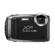 كاميرا فوجي فيلم فاين بكس الرقمية إكس بي١٣٠ - مقاومة للماء - فضي