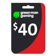 Green Man Gaming Gift Card $40 in Kuwait | Buy Online – Xcite