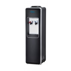 موزع ماء الشرب من ونسا - ٢ صنبور (WWD2FSBCWT2) - أسود