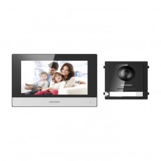 HIK Vision Video Intercom Kit (DS-KIS602) in Kuwait   Buy Online – Xcite