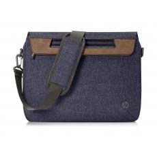 HP Renew Slim 14 Briefcase - Navy Blue