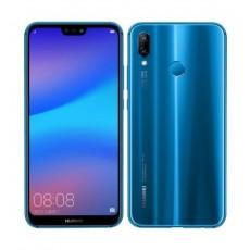 هاتف هواوي نوفا ٣ إي ٦٤ جيجابايت - أزرق