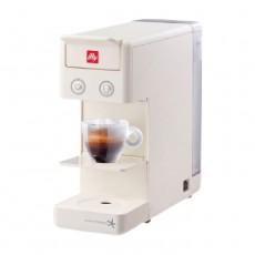 ماكينة صنع القهوة والاسبريسو من ايللي  (Y3.2) -  أبيض
