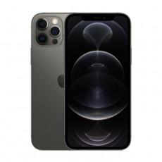 هاتف ابل ايفون 12 برو ماكس بسعة 256 جيجابايت وبتقنية 5 جي - رمادي