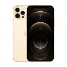هاتف ابل ايفون 12 برو ماكس بسعة 256 جيجابايت وبتقنية 5 جي - ذهبي
