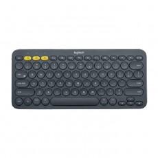 لوحة مفاتيح K380  بتقنية البلتوث من لوجيتك - رمادي