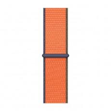 حزام ساعة أبل الرياضي بحجم 40 ملم - برتقالي