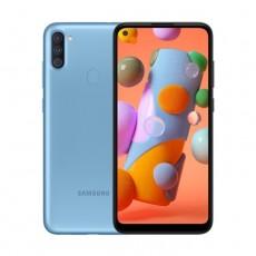 هاتف سامسونج جالاكسي أيه11 بسعة 32 جيجابايت - أزرق