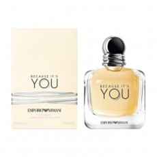 Becase It's You by Emporio Armani for Women Eau de Toilette 100 ML. in Kuwait | Buy Online – Xcite