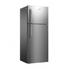 Hisense 10 CFT Top Freezer Refrigerator (RT295N4DGN ) - Silver