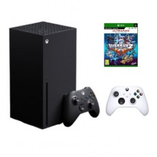 Xbox Series X 1TB Console Bundle with controller and Override 2 Game in Kuwait   Buy Online – Xcite
