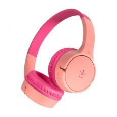 Belkin SoundForm Mini Wireless On-Ear Pink Kids Headphones in Kuwait   Buy Online – Xcite