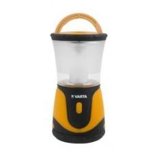 Varta Outdoor Sports LED Lantern 3AA (17664101111) – Black / Orange