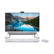 "Dell Inspiron 5400 Intel Core i7 11th Gen. 16GB RAM 1TB HDD + 128GB SSD 23.8""FHD Infinity Touch All-In-One Desktop - Silver"