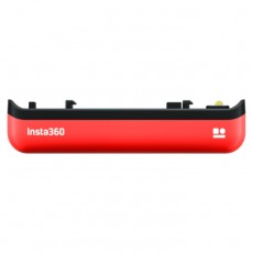Insta360 One R Battery Base red and black