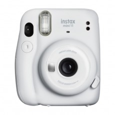 Fujifilm Instax Mini 11 Instant Film White Camera in Kuwait | Buy Online – Xcite