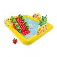 Intex Inflatable Fun 'n Fruity Play Center Swimming Pool in Kuwait | Xcite Alghanim