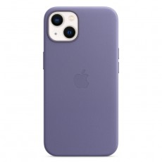 Apple iPhone 13 MagSafe Leather Case LIGHT PURPLE Wisteria BUY IN XCITE KUWAIT