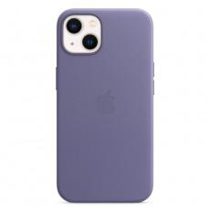 Apple iPhone 13 Mini MagSafe Leather Case - Wisteria