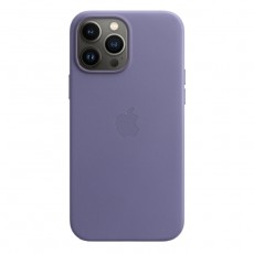 Apple iPhone 13 Pro MagSafe Leather Case purple Wisteria buy in xcite kuwait