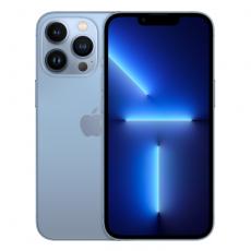 ابل ايفون 13 برو ماكس  بسعة 128 جيجابايت - أزرق