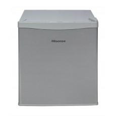 ثلاجة باب واحد بحجم ٢ قدم من هايسنس - فضي (RR60DAGS0)