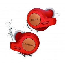 Jabra Elite Active 65t True Wireless Earbuds - Red