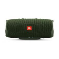 JBL Charge 4 Waterproof Portable Bluetooth Speaker - Green